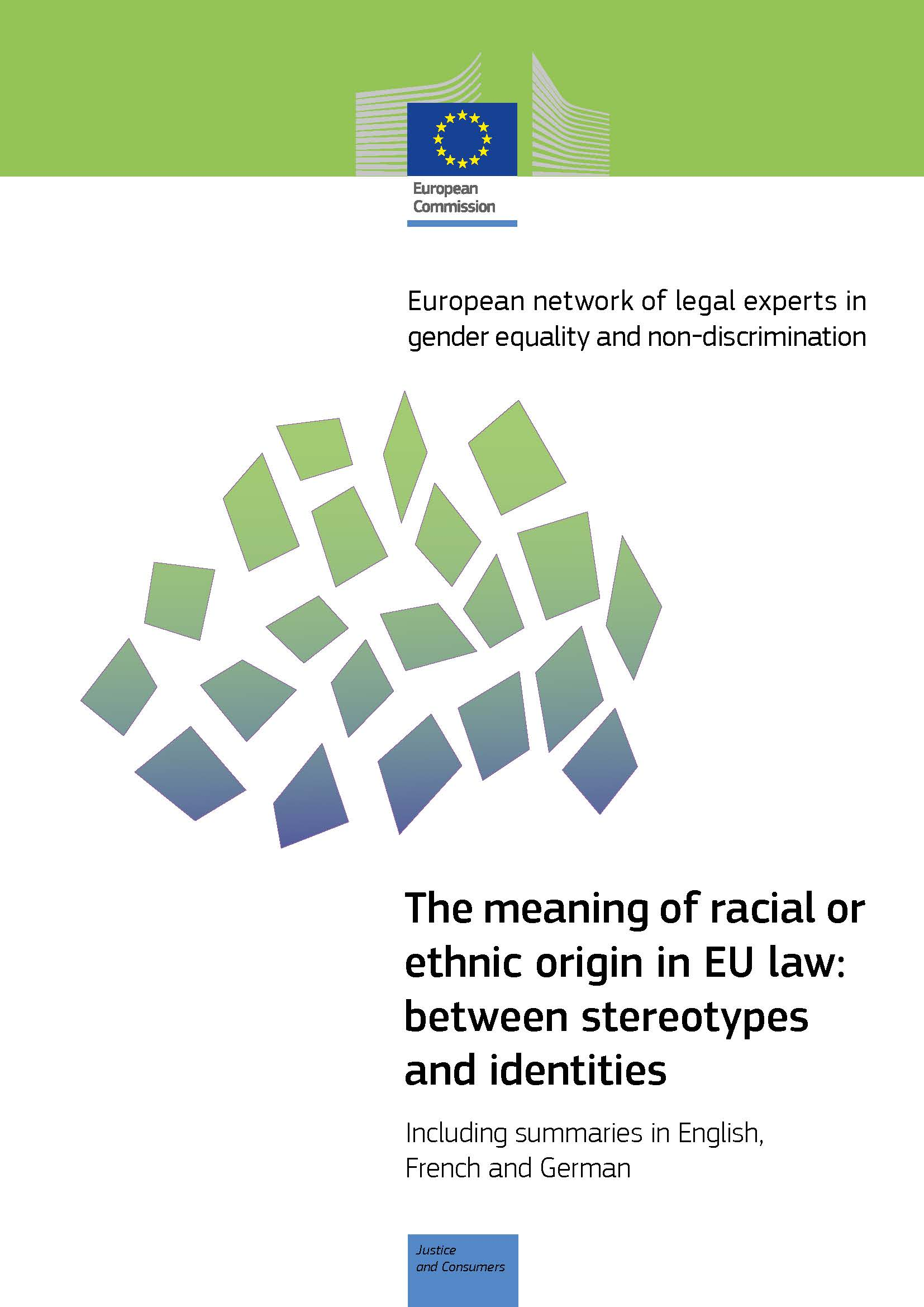 The meaning of racial or ethinic origin in EU law: between stereotypes and identities (PDF 1,3 MB)