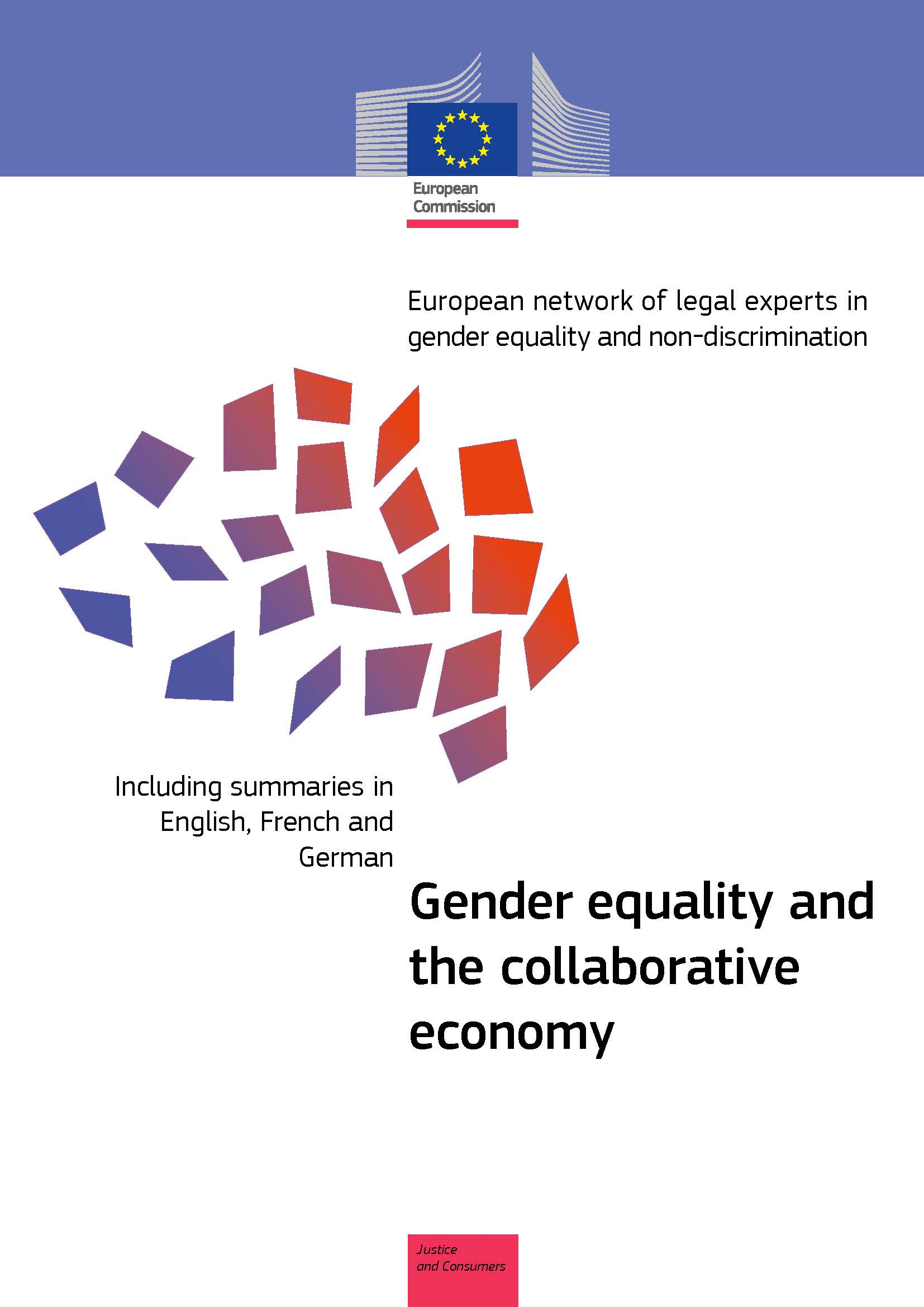 Gender equality and the collaborative economy (PDF 721 kB)