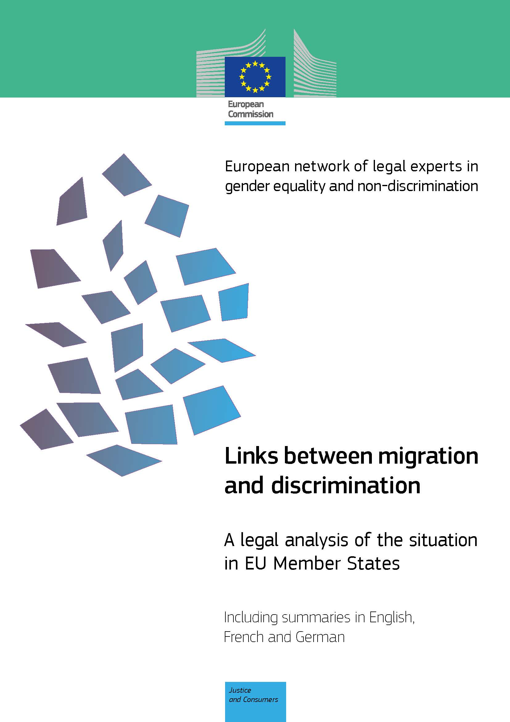 Links between migration and discrimination (PDF 1 MB)