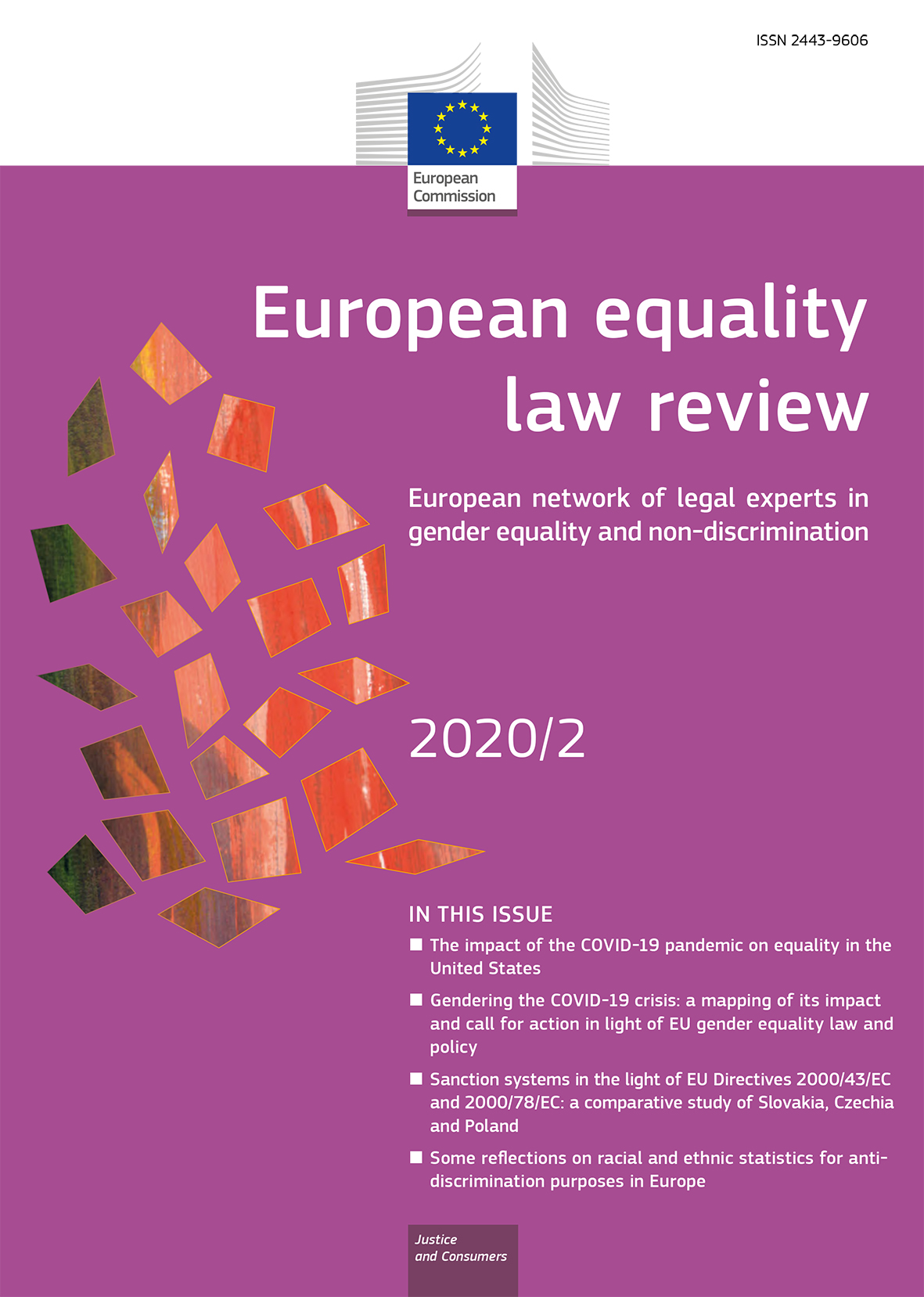 European equality law review 2 [2020] (PDF 1,45 MB)