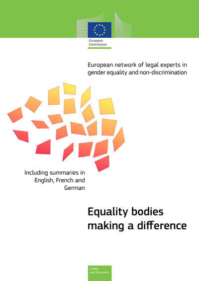 Equality bodies making a difference (PDF 707 kB)