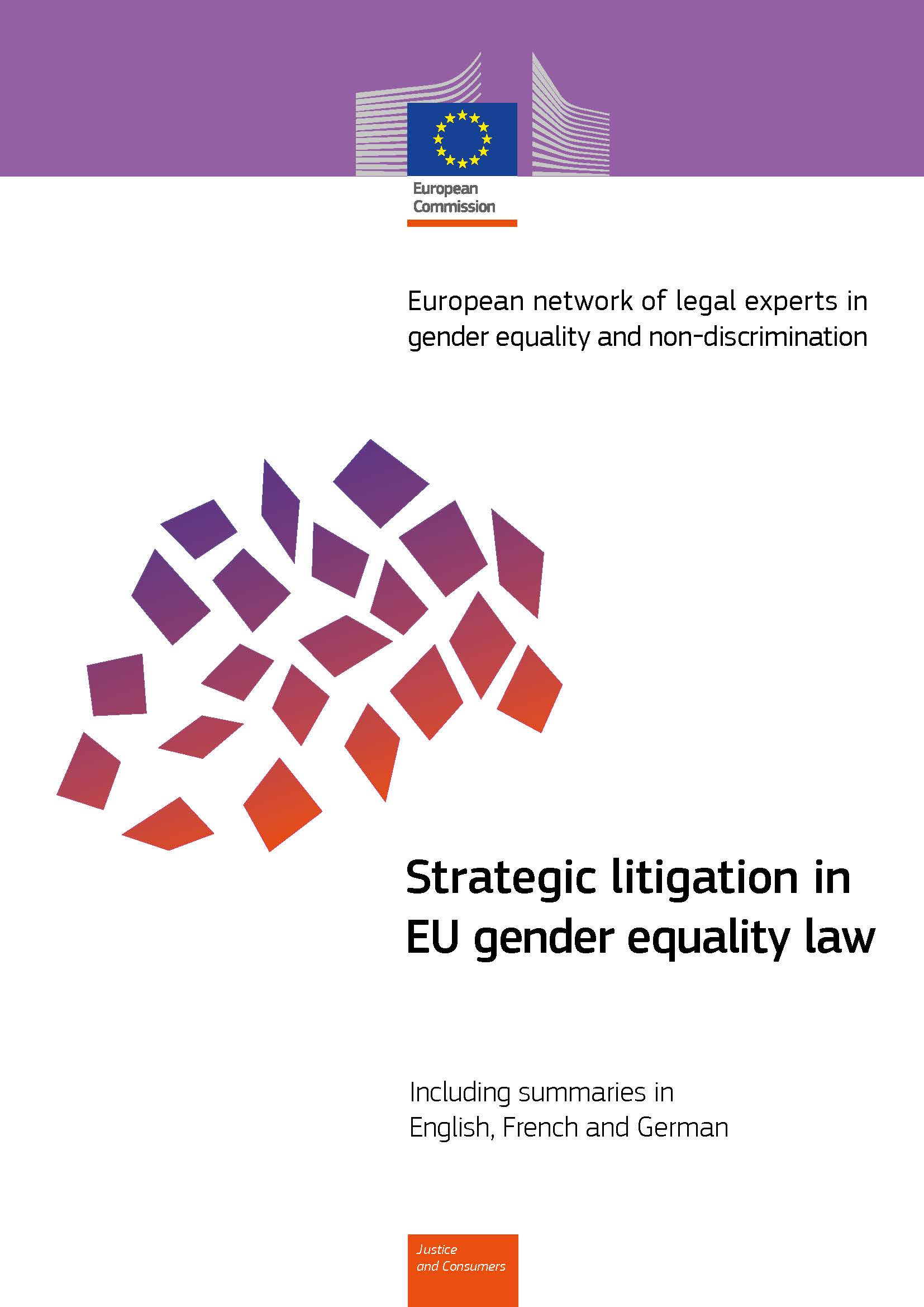 Strategic litigation in EU gender equality law (PDF 1,19 MB)