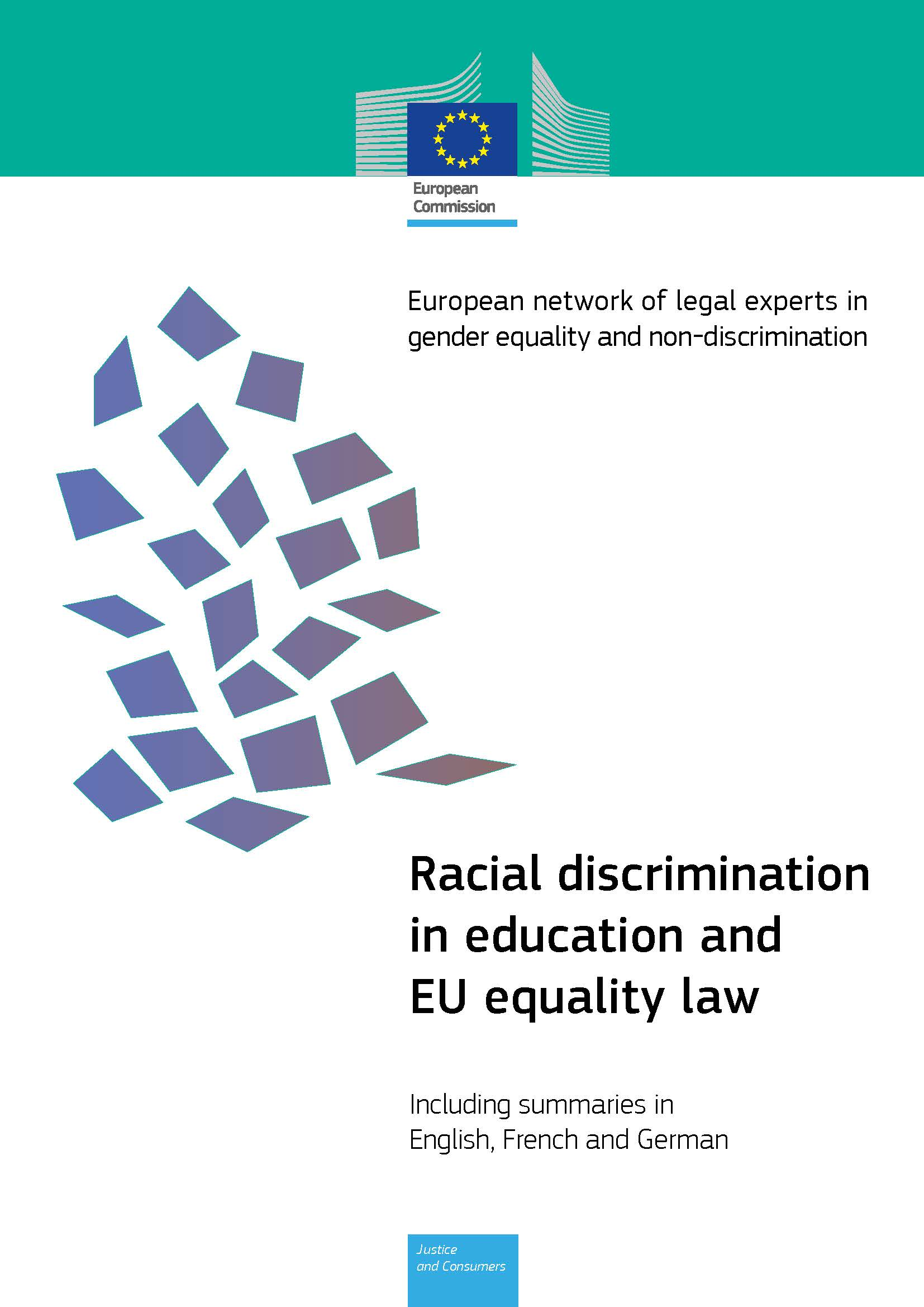 Racial discrimination in education and EU equality law (PDF 949 KB)
