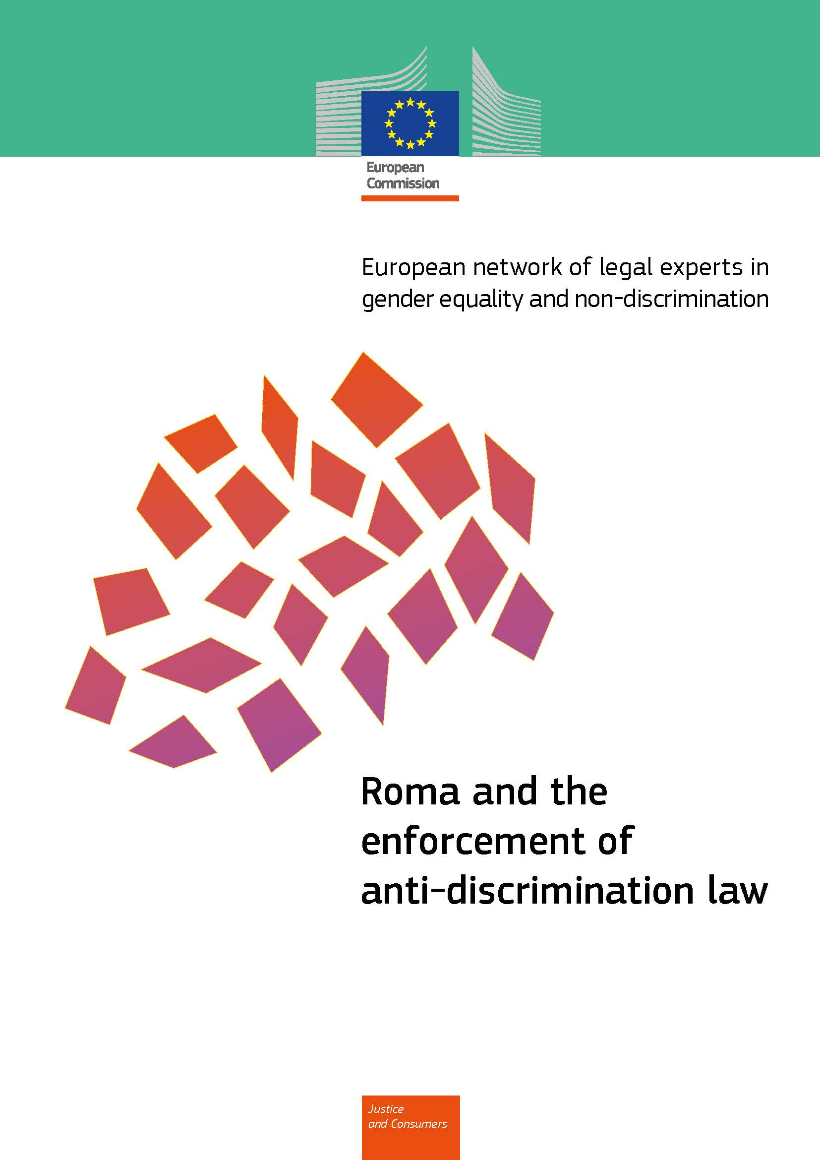 Roma and the enforcement of anti-discrimination law (PDF 349 kB)