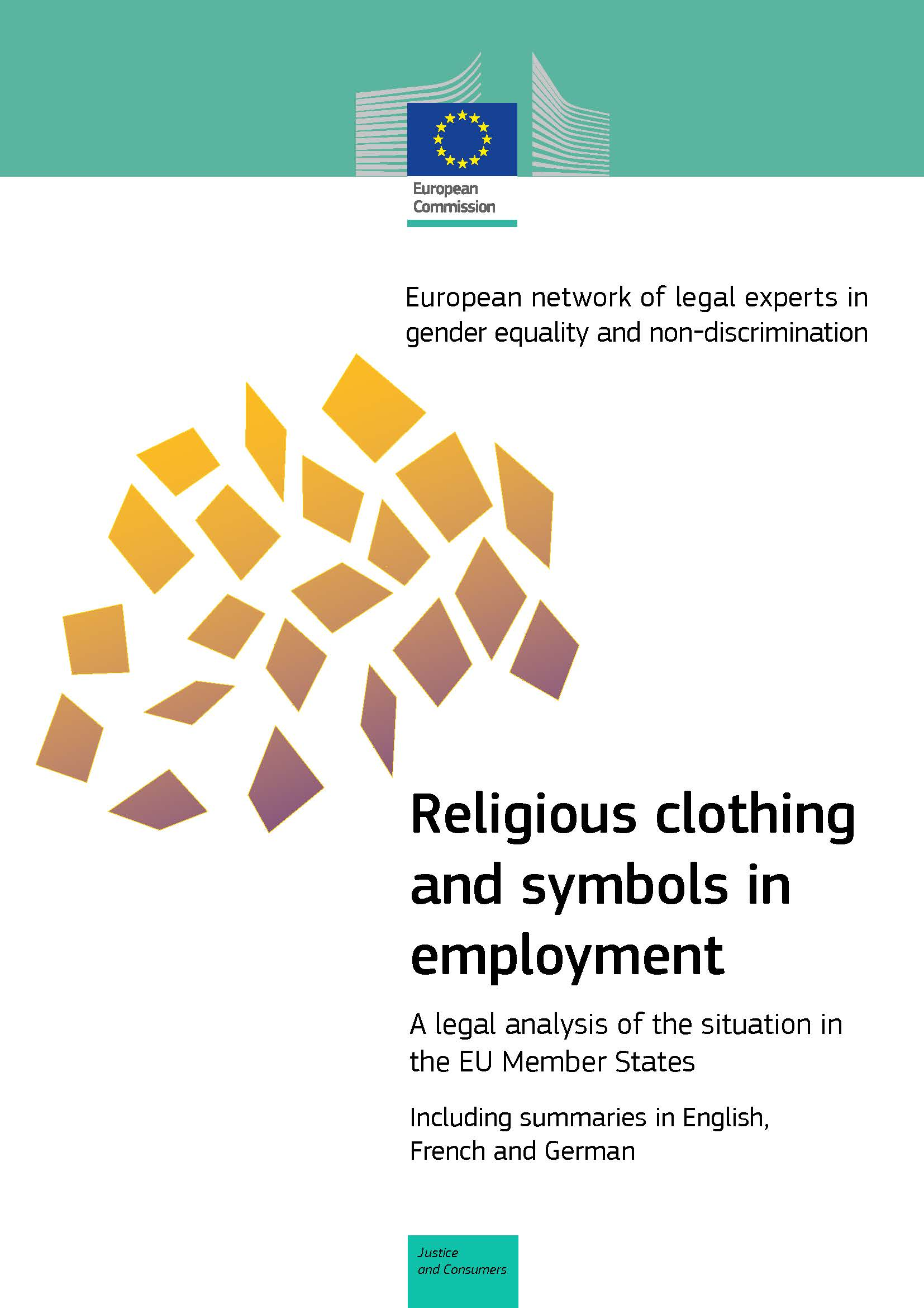 Religious clothing and symbols in employment (PDF 928 kB)