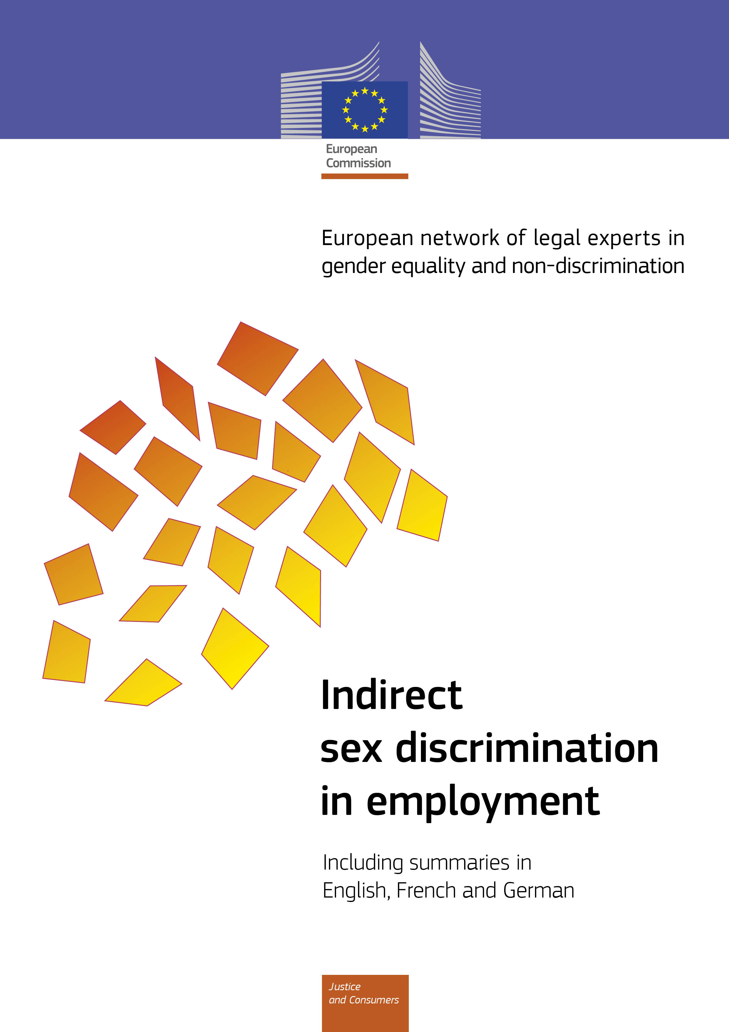 Indirect discrimination in employment (PDF 1,43 MB)
